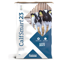 CALFSMART 23 MILK REPLACER