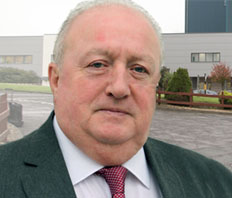 Tribute to Dermot McGreal, General Manager, Consumer Foods Division.