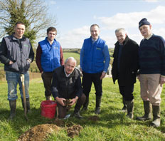 Lakeland Dairies Suppliers Embrace SoilSmart Programme