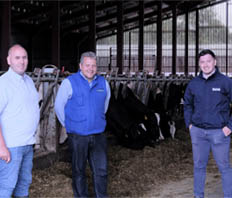 Beaverlodge Farms transform farm efficiencies with TMS Programme.
