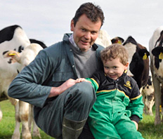 Excellent performance being achieved on Heifer Rearing Programme with the help of Lakeland Feeds