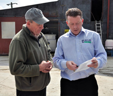 Solution to a huge problem with Milk Fevers and Retained Cleanings on Monaghan dairy farm