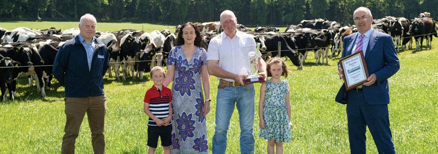 Lakeland Dairies announces Supreme Milk Quality Award Winners
