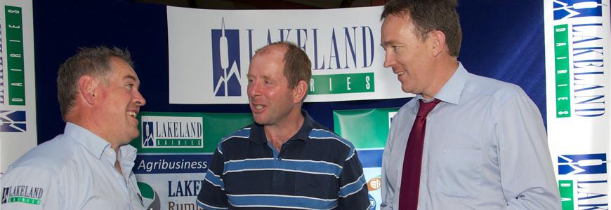 The Irish Holstein Friesian Association (IHFA) Open Day 2014
