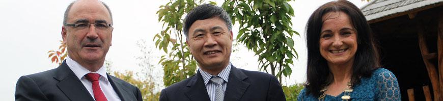 Look to Ireland for More Milk - Lakeland CEO tells Chinese Ambassador