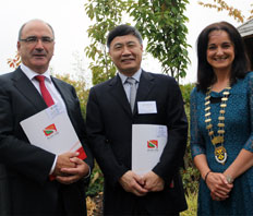 Look to Ireland for More Milk - Lakeland CEO tells Chinese Ambassador