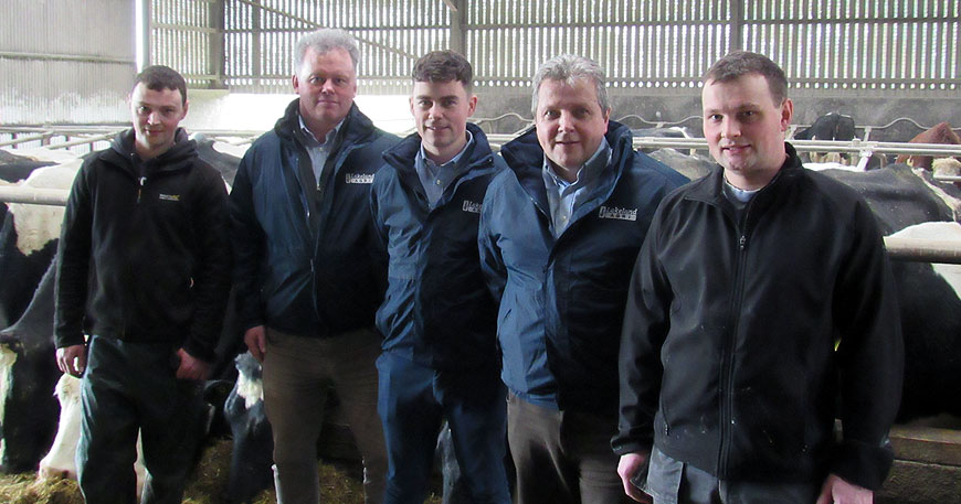 Lakeland Agri Supercream Range delivering excellent results in Co. Fermanagh
