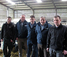 Lakeland Agri Supercream Range delivering excellent results in Co. Fermanagh