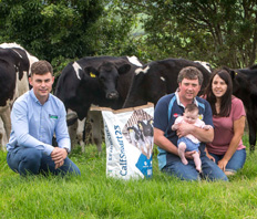 Only the best for the Ballyward calves