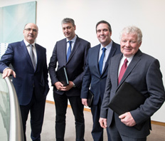 Lakeland Dairies and LacPatrick Dairies merger creates co-operative history