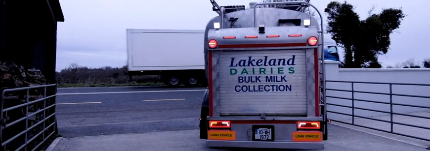 Lakeland Dairies Milk Collection Protocols For Farmers & Hauliers