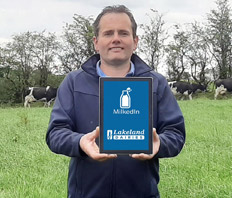 Lakeland Dairies launches MilkedIn app for dairy farmers