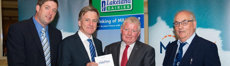 MilkFlex hugely popular among Lakeland farmers