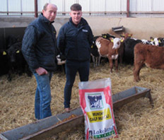 Munchy Calf Muesli Delivers Optimum Calf Performance
