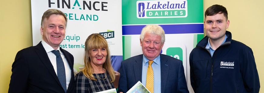 New FundEquip scheme open to Lakeland Dairies farmers