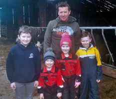 Co. Down Farmer Reaps the Reward from Lakeland Agri Transition Management System
