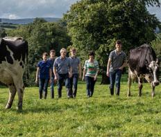 Lakeland Dairies congratulates Quality Milk Award finalist