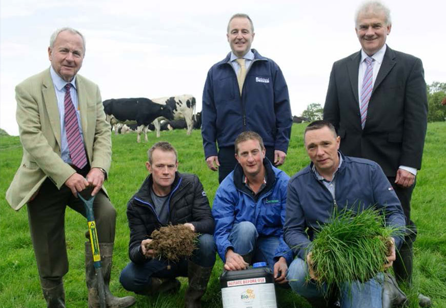 Exciting results achieved on the Lakeland Soil Improvement Programme