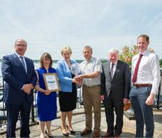 Kildare Dairy Farmer crowned Lakeland Supreme Milk Quality Award Winner