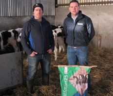 """Calves are much stronger and exceeding target weaning weights,"" says Westmeath Farmer"