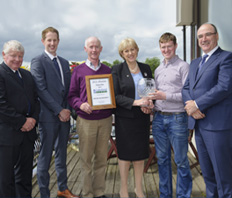 Cavan Dairy Farmer wins Lakeland Dairies Supreme Milk Quality Award